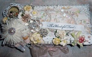 shabby chic tag for butterbeescraps