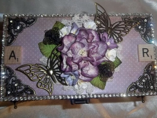 altered box for butterbeescraps