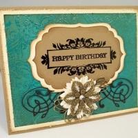 birthday handmade card ideas by butterbeescraps
