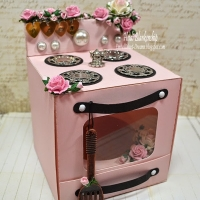 miniature oven for butterbeescraps