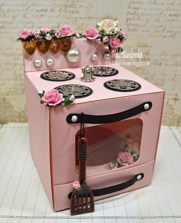 miniature oven for butterbeescraps
