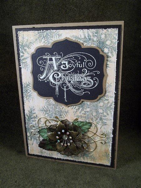 christmas handmade card ideas by butterbeescraps