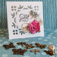 thank you card for butterbeescraps