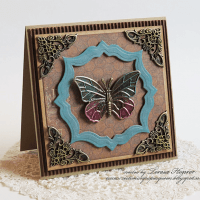 butterfly handmade card ideas for butterbeescraps