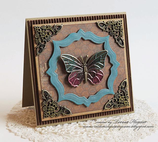 butterfly handmade card ideas for butterbeescraps