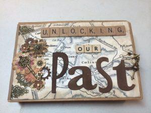 unlocking our past mini album by thepaperbaglady