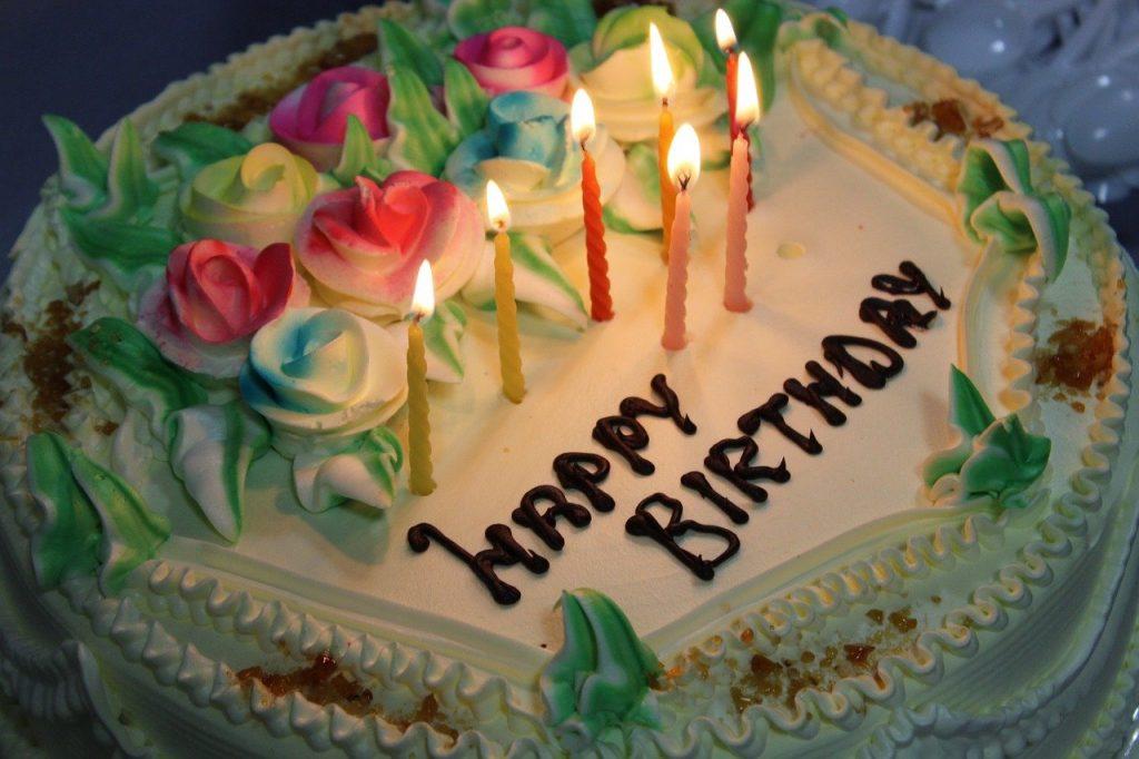 Birthday Cake Julie Travel