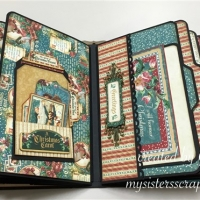 g45 christmas carol mini album