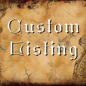 butterbeescraps custom listing