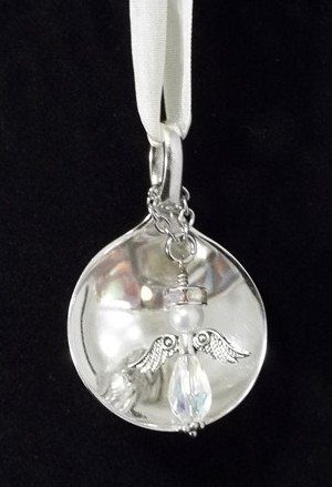 spoon bowl Christmas ornaments