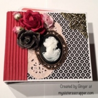Pink Stacks of Love Mini Album