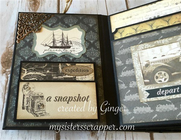 mini album inspirational projects gallery