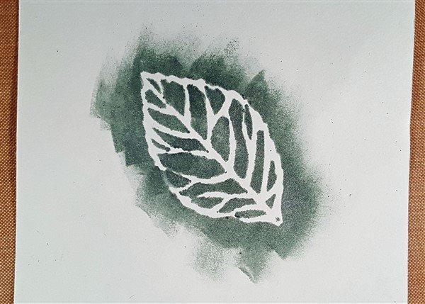 using metal filigrees as stencils tutorial