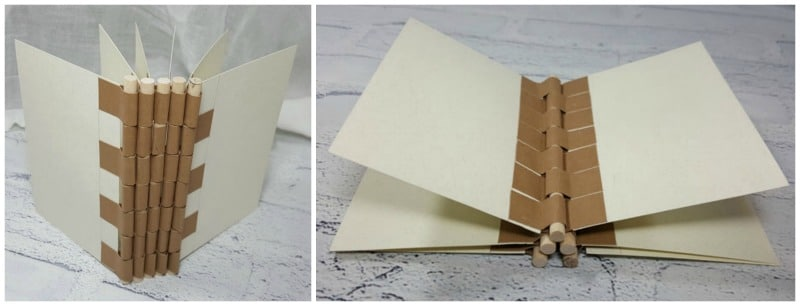pencil-binding